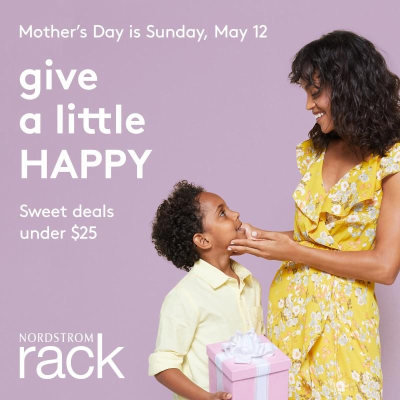 Mother's Day at Nordstrom Rack