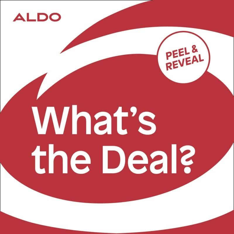 Aldo - What's the Deal? from ALDO Shoes