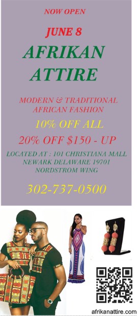 10% Off from The African, American Boutique Int'l