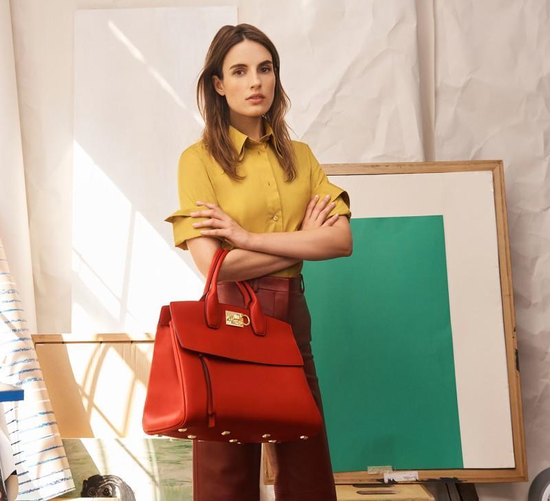 New Ferragamo Studio Bag from Salvatore Ferragamo