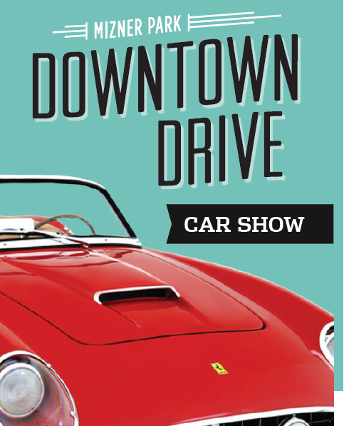 Downtown Drive Car Show
