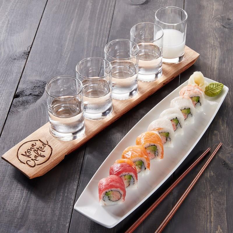 Sushi & Saké Thursday from Kona Grill