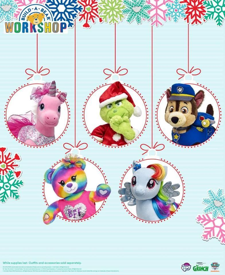 Black Friday Deal! from Build-A-Bear Workshop