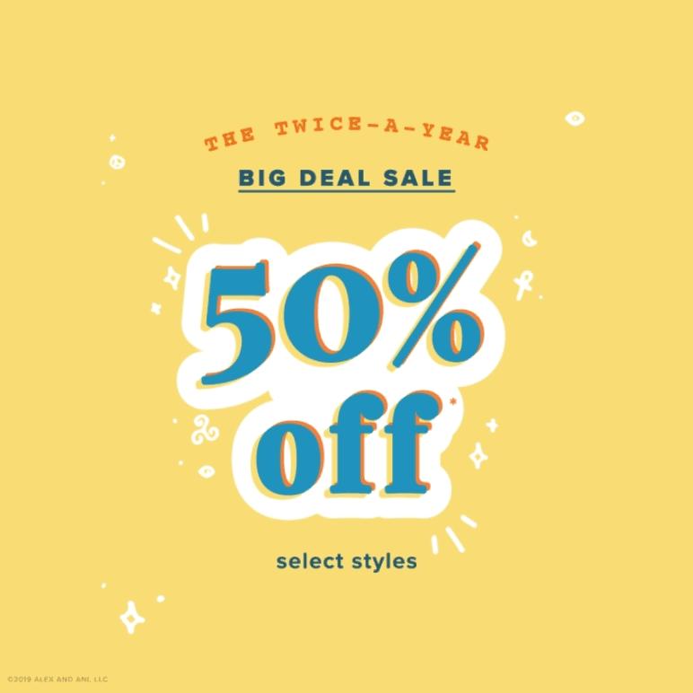 ALEX AND ANI Big Deal Sale