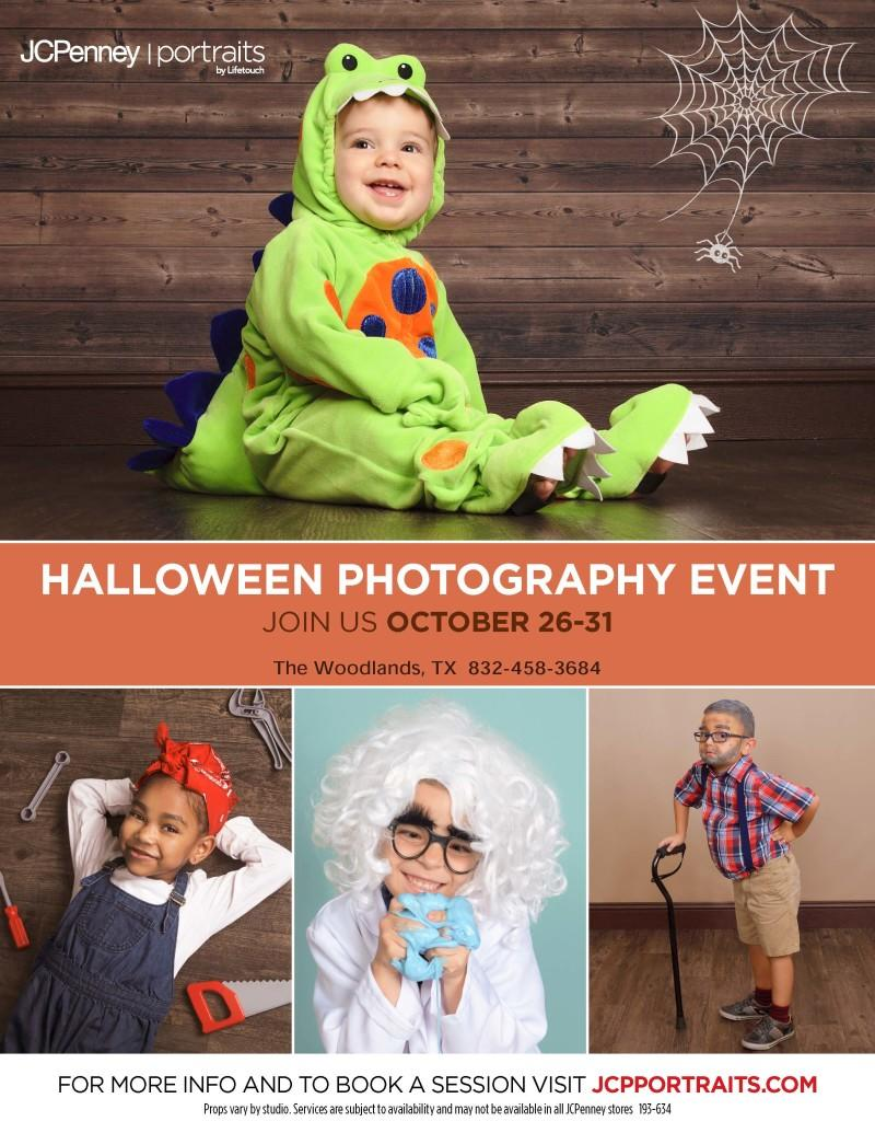 Halloween Photography Event
