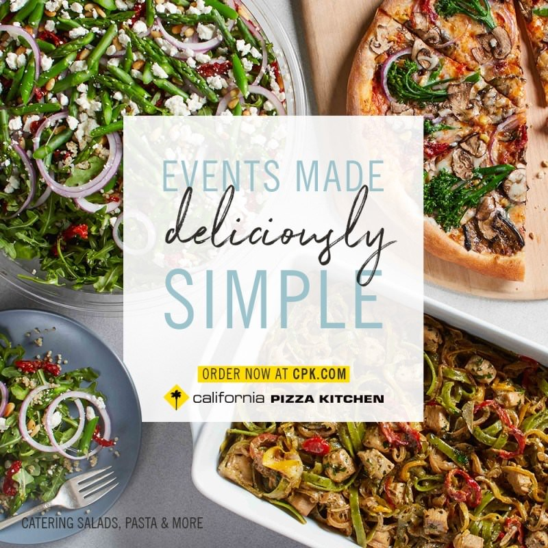 CPK Catering – Summer Events Made Deliciously Simple