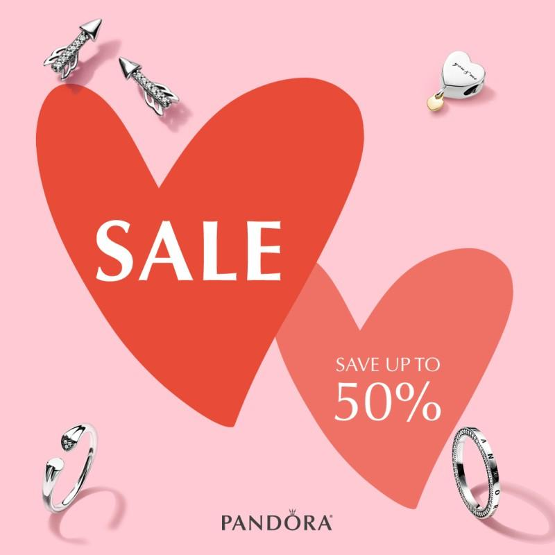 Pandora Jewelry's June Sale from PANDORA