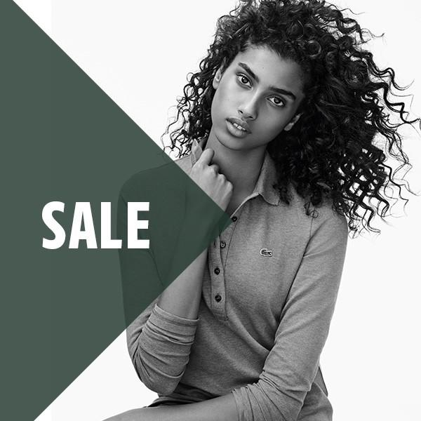 LACOSTE Summer Sale Now Until July 29th! from Lacoste