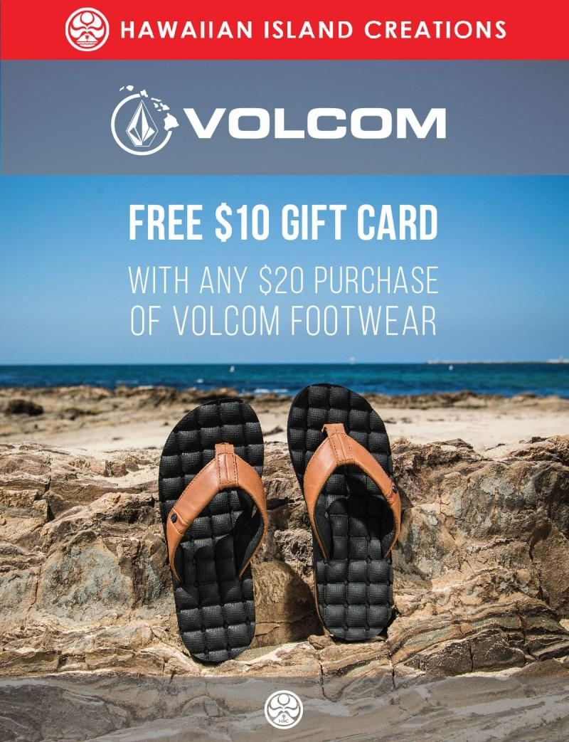 Free $10 Gift Card with Purchase