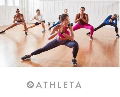 Join Athleta for in-store classes and workouts at Stonebriar Centre!