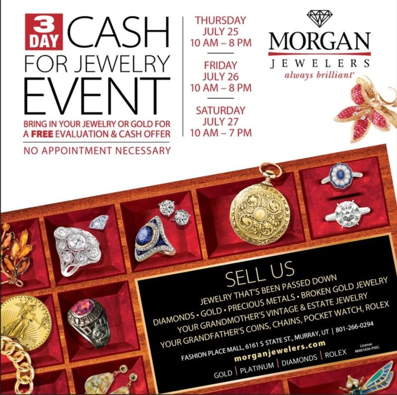 Cash for Jewelry Event