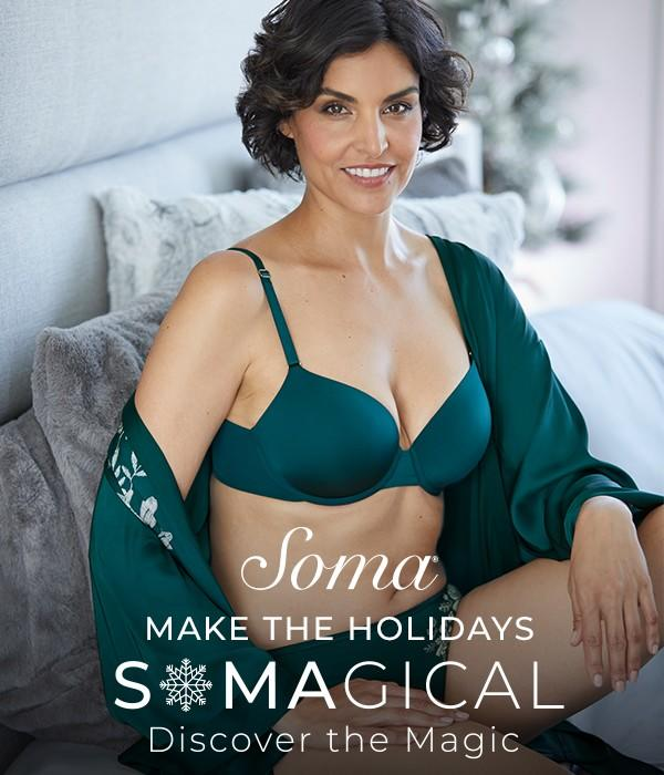 A Soma Holiday from Soma Intimates