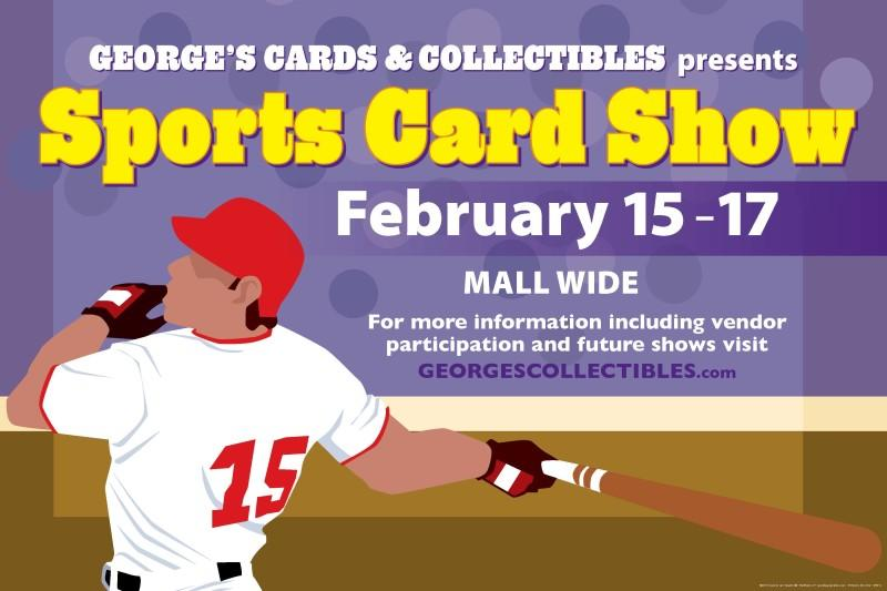 Neshaminy Mall Sports Card Show