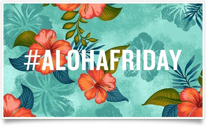 Aloha Friday from Cariloha Bamboo
