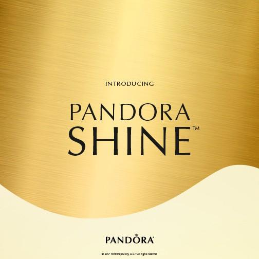 Get ready to SHINE! from PANDORA