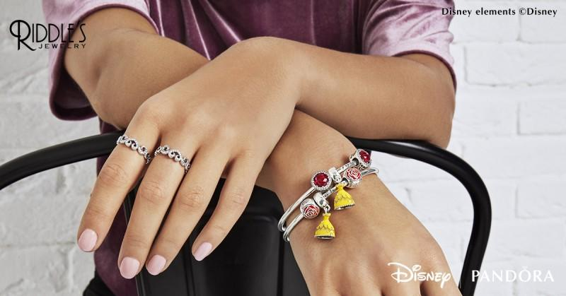 Enchanting Pandora Charms from Riddle's Jewelry