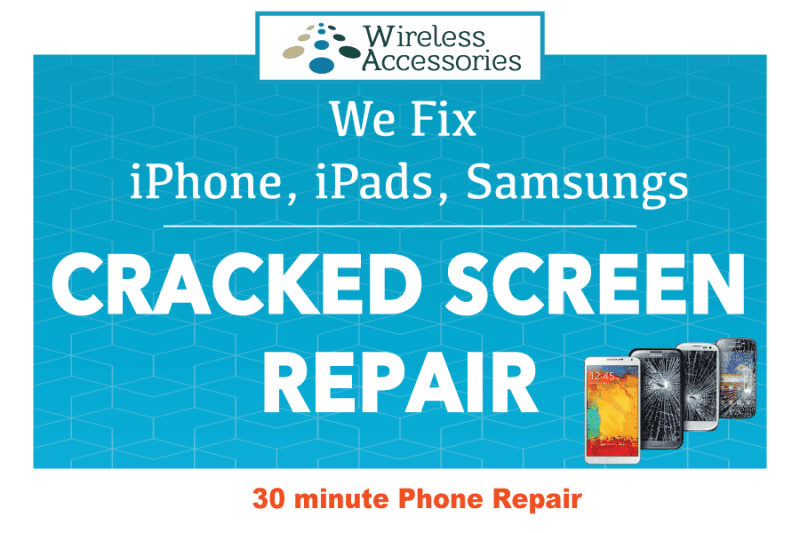 30 minute Phone Repair!