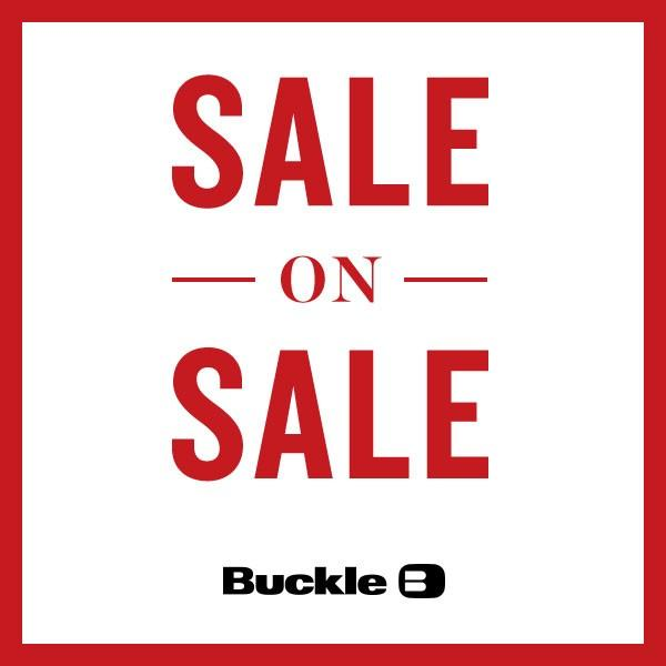 Sale On Sale! from Buckle