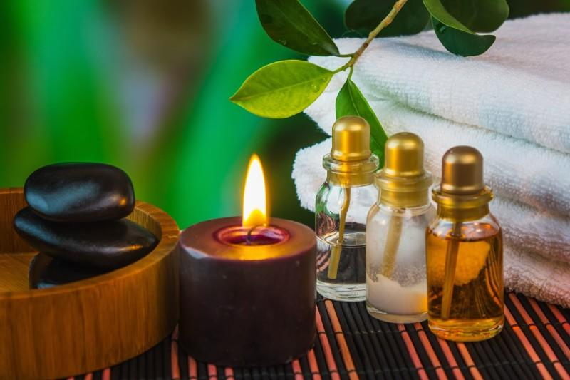 Essential Oils and Accessories from Sheer Treasures