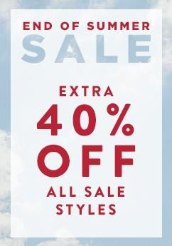 Extra 40% off All Sale Styles* from J.Jill