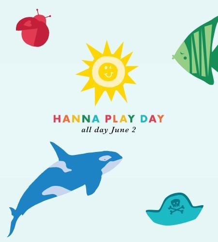 20% off your entire purchase from Hanna Andersson
