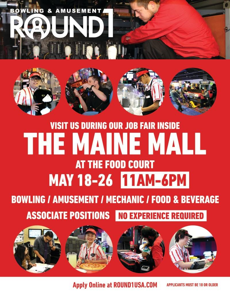 The Maine Mall -