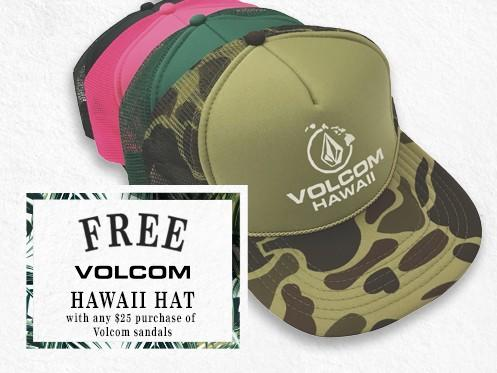 Volcom Footwear Promo from T&C Surf Designs