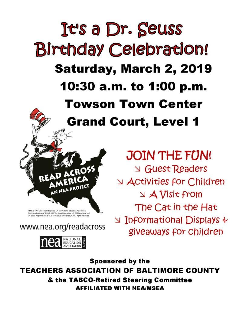 Read Across America Event