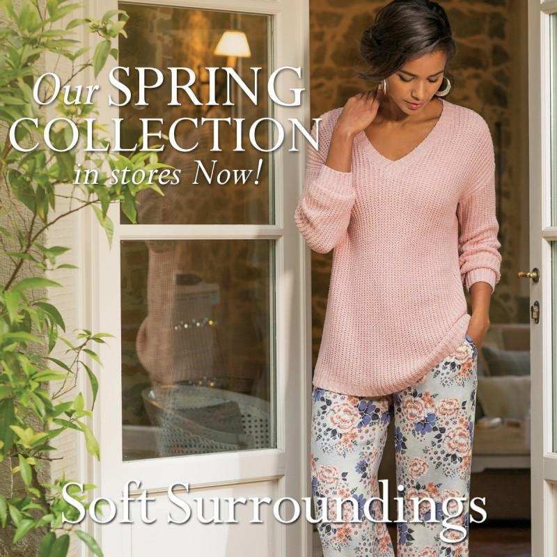 Spring Collection from Soft Surroundings