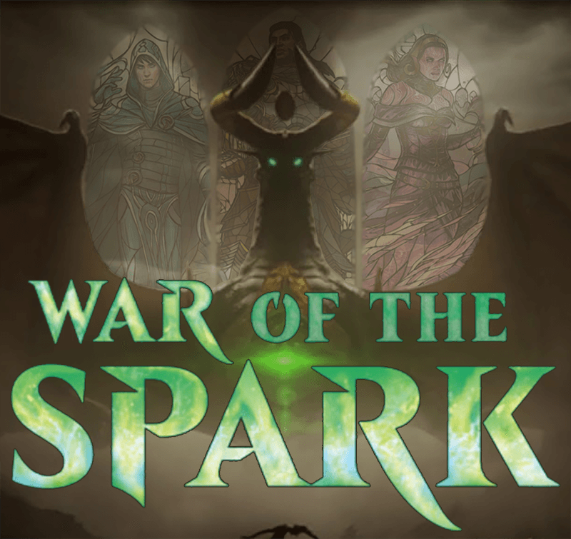 MTG war of the spark pre release party
