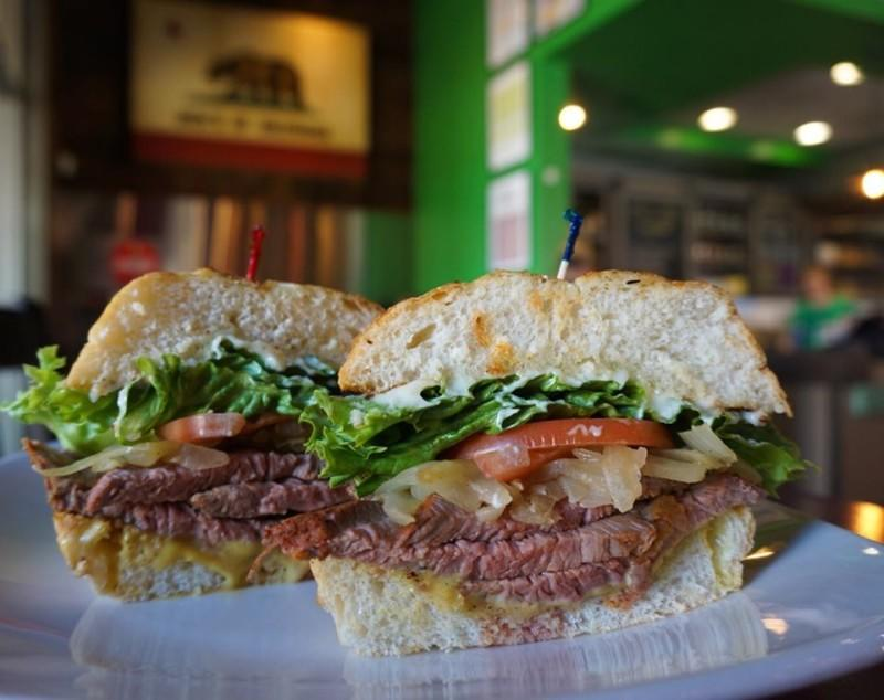 Try Our Classic Tri-Trip Sandwich