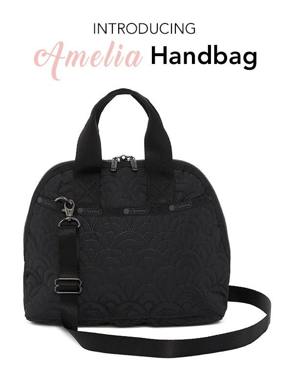 Ladylike Appeal: The Amelia Handbag