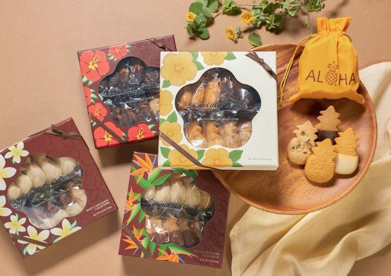 A Warm Aloha From Honolulu Cookie Company from Honolulu Cookie Company