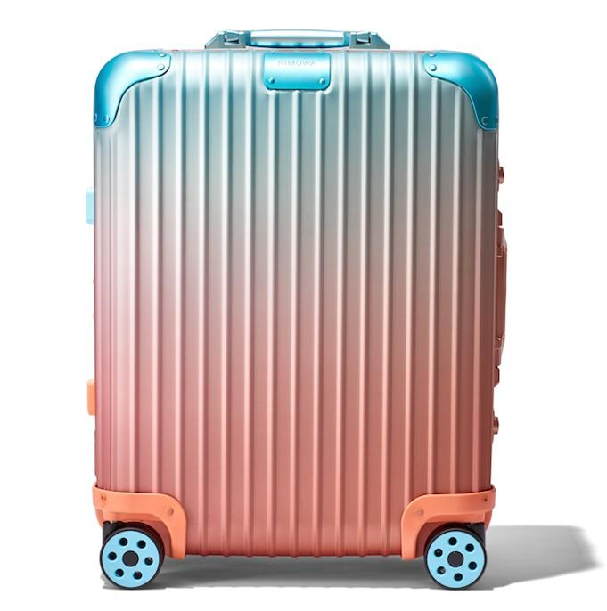 New RIMOWA x Alex Israel Collection from Rimowa