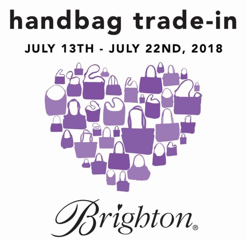 Handbag Trade-In starts TODAY! from Brighton Collectibles
