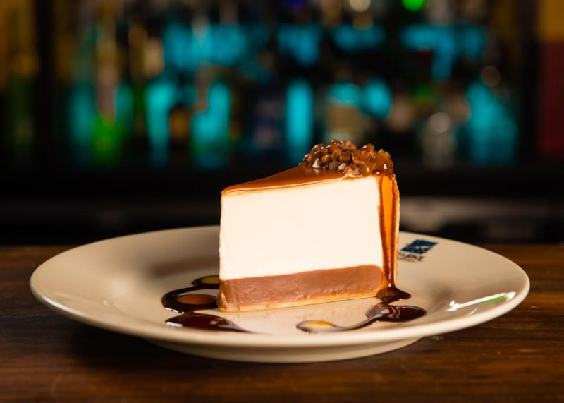 Have a Brazilian Cheesecake slice on us on National Cheesecake Day! from Texas De Brazil