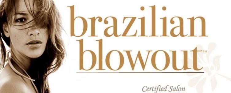 $50 off Brazilian Blowout Service