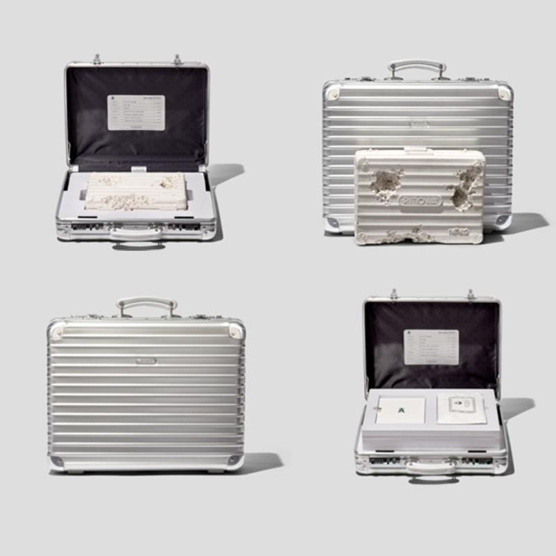 New RIMOWA Vintage Suitcase