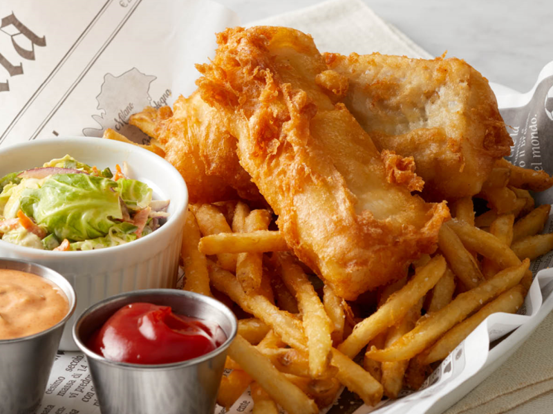 Fish and Chips! from Brio