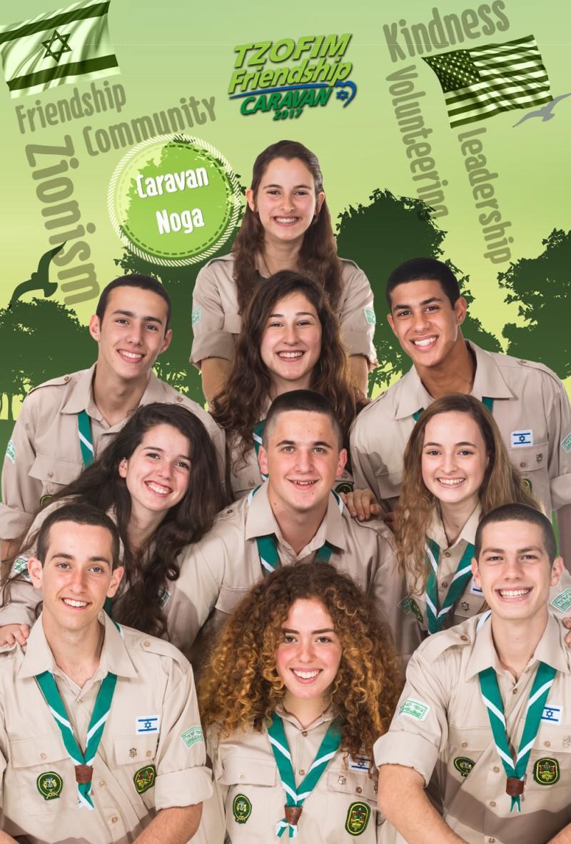 Israel Scout Caravan Performance