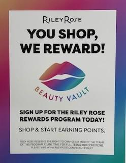 You Shop We Reward