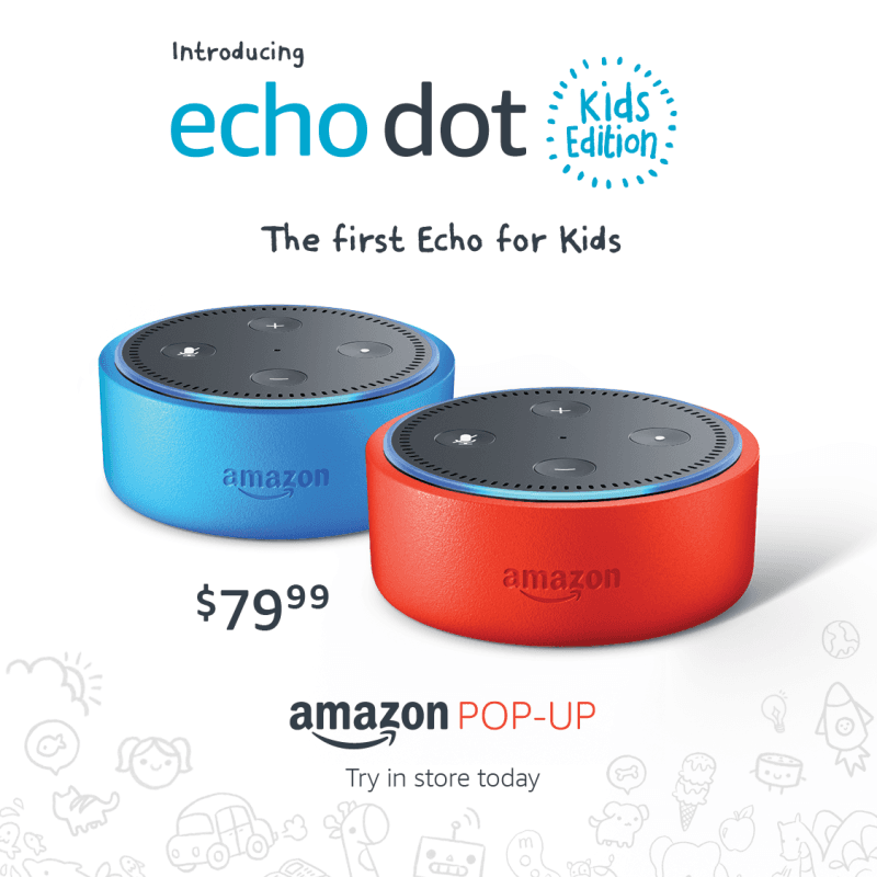 Echo for Kids, now just $79.99