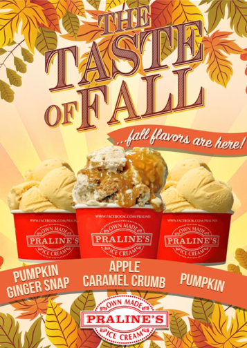 Fall Flavors Are Here!