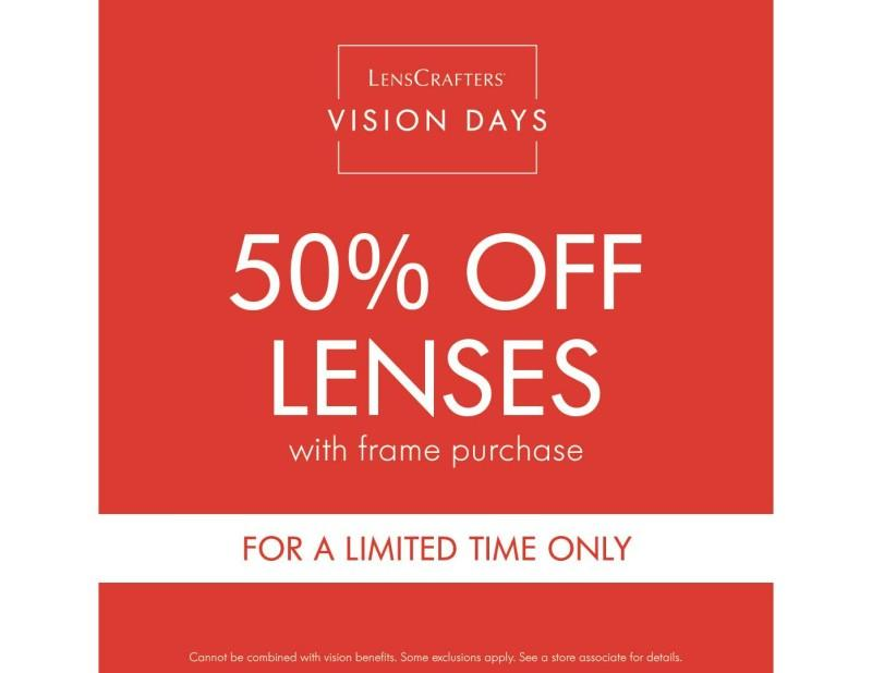 Optical & Eyewear Sales & Deals in Florence | Florence Mall