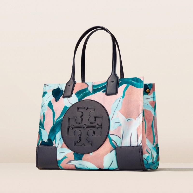 New Hawaii Exclusive Ella Tote from Tory Burch
