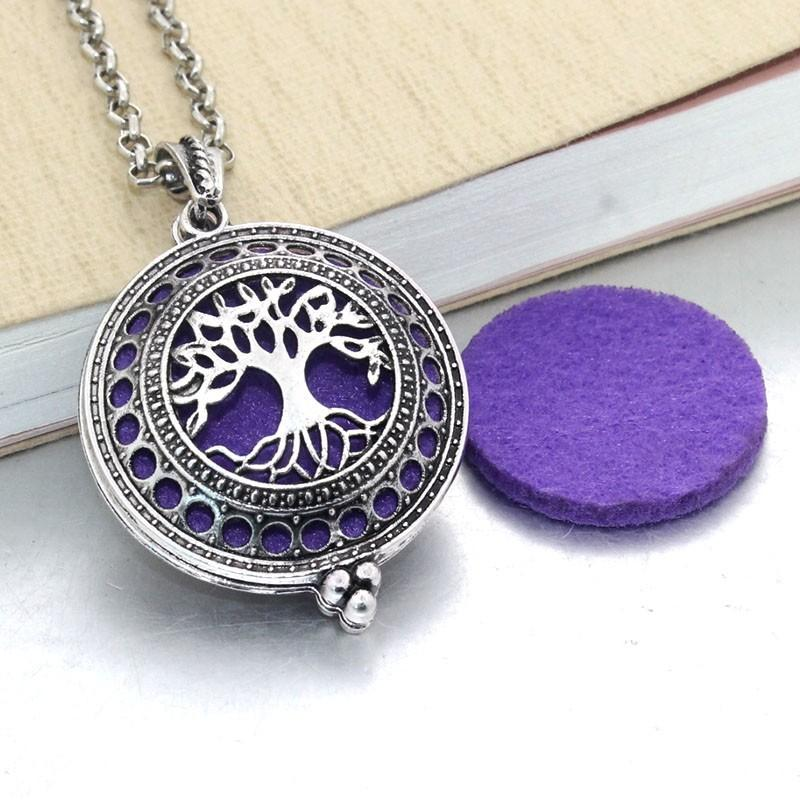 Essential Oil Jewelry from Sheer Treasures
