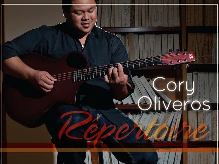 Cory Oliveros