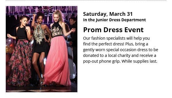 Event at Dillard\'s