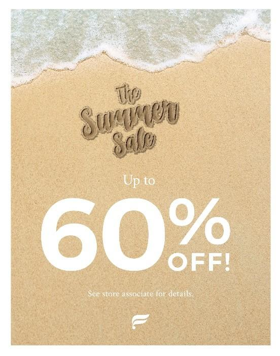 Summer Sale from Fabletics