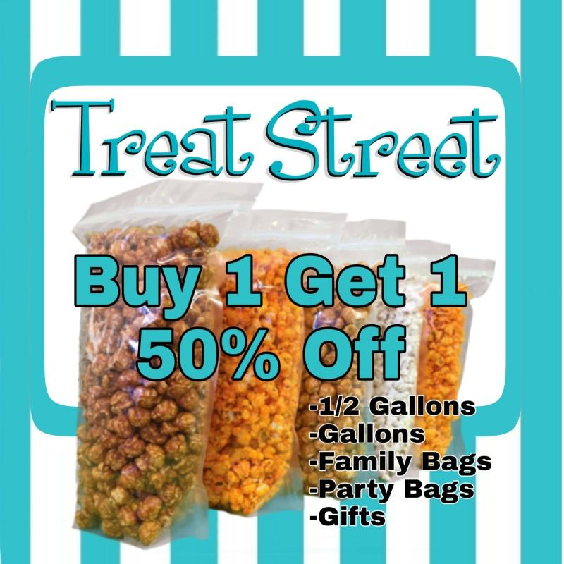 Treats for Dad from Treat Street